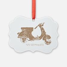 3-vespa-125-prima-tan Ornament