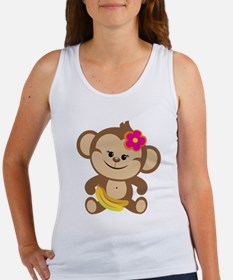 Girl Monkey Women's Tank Top