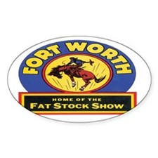 fort-worth-253 Decal