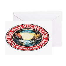 3-LasVegas-Boulder-221 Greeting Card
