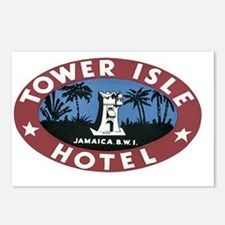 3-tower-isle-jamaica-277 Postcards (Package of 8)