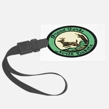 grand-forks-235 Luggage Tag