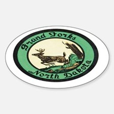 grand-forks-235 Decal