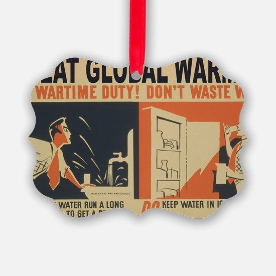 3f05376u-wastewater3 Ornament