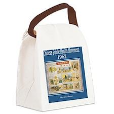 DSC_4023-flies Canvas Lunch Bag