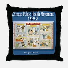 DSC_4024-lice Throw Pillow