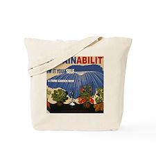 3f05737u-sustainability Tote Bag
