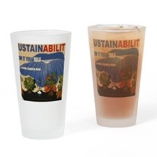 3f05737u-sustainability Drinking Glass