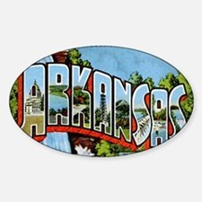 arkansas Decal