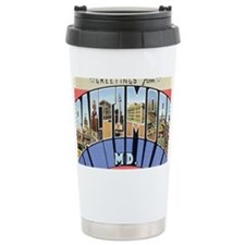 baltimore Travel Mug