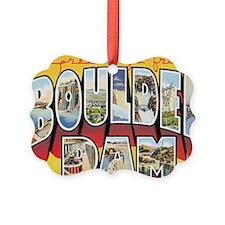 boulder-dam Ornament