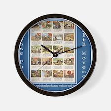 DSC_4077-snailfever2 Wall Clock