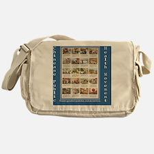 DSC_4077-snailfever2 Messenger Bag