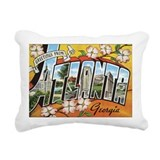 Atlanta Rectangle Canvas Pillows