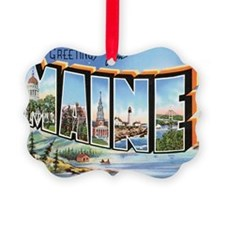 maine Ornament