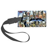 Catalina Luggage Tags