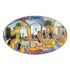 fargo Decal