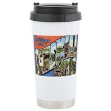 cat-skils Travel Mug