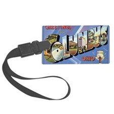 columbus Luggage Tag