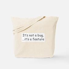 Funny Sql Tote Bag