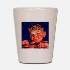 spanking-boy Shot Glass