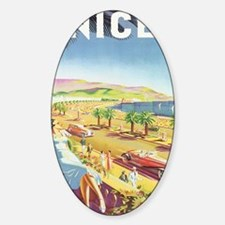 030 Sticker (Oval)