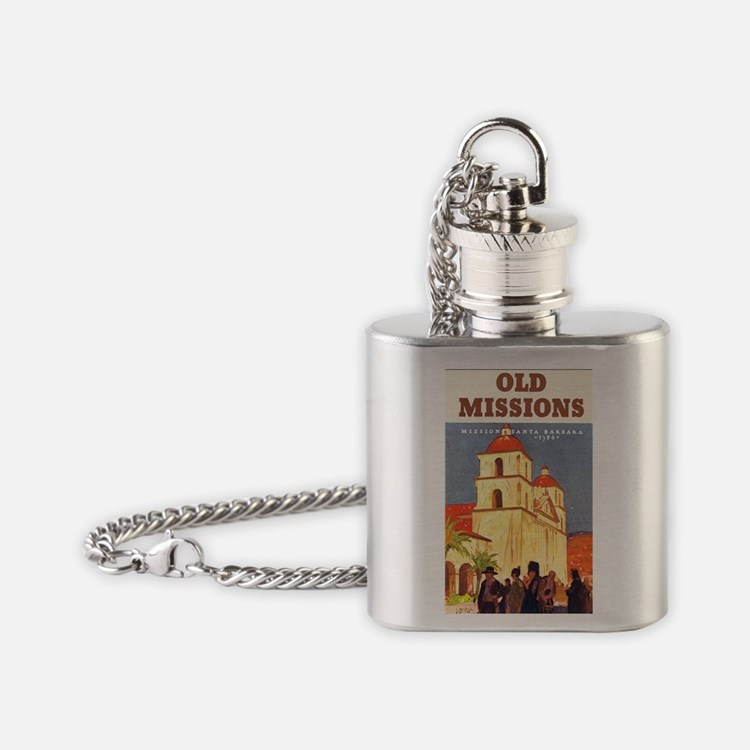 164 Flask Necklace