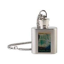 236 Flask Necklace
