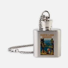 218 Flask Necklace