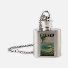 274 Flask Necklace