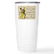 tango Ceramic Travel Mug