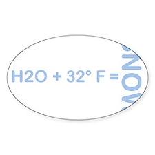 h2osnow-5 Decal