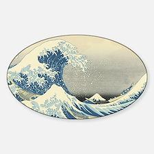 080 Sticker (Oval)
