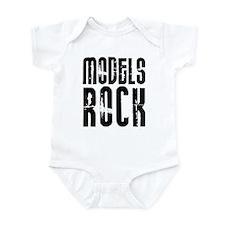 Models Rock Infant Bodysuit