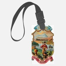 nebraska-shield Luggage Tag