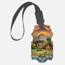 nevada-shield Luggage Tag