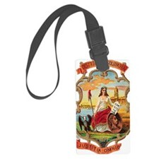 distric-columbia-shield Luggage Tag