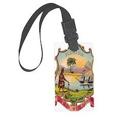florida-shield Luggage Tag