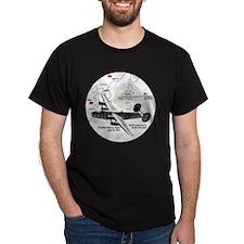doolittle-raid-white2 T-Shirt