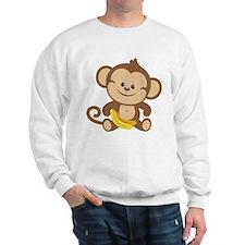 Boy Monkey Sweatshirt
