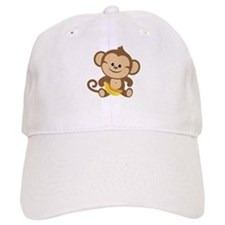 Boy Monkey Baseball Cap