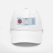 N Grumman B-2 Spirit-ver2 Baseball Baseball Cap