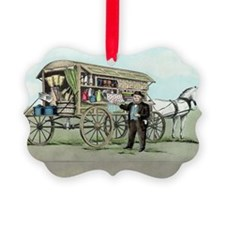 peddler Ornament