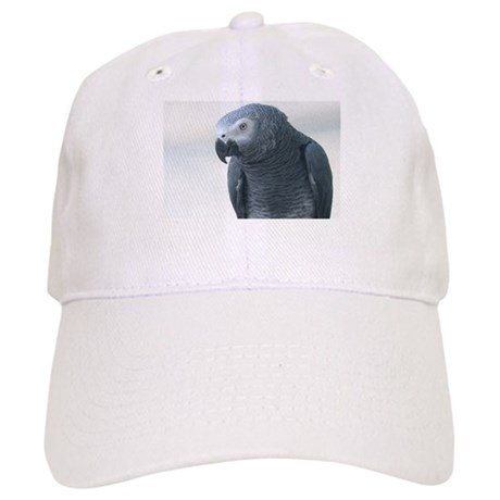 Grey Parrot Cap