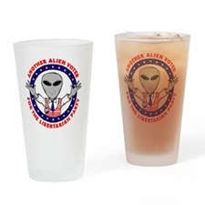 libertarian-party Drinking Glass