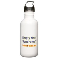Empty Nest Syndrome I dont think so 2 Water Bottle