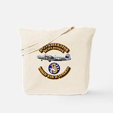 AAC - 22nd BG - 2nd BS - 5th AF Tote Bag