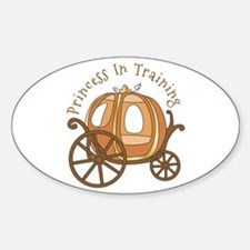 Princess In Training Decal