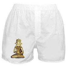 buddha1card Boxer Shorts