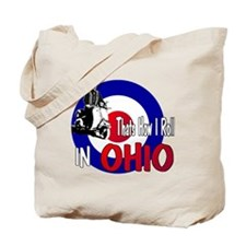 Ohio-color Tote Bag